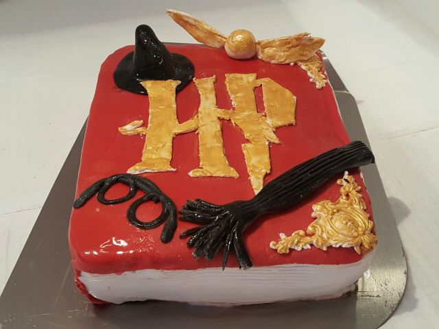 Harry Potter Torte Foodlicious